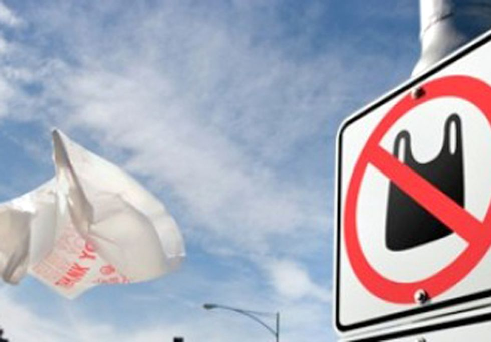 Santa Cruz Becomes 50th City in California to Ban Plastic Bags