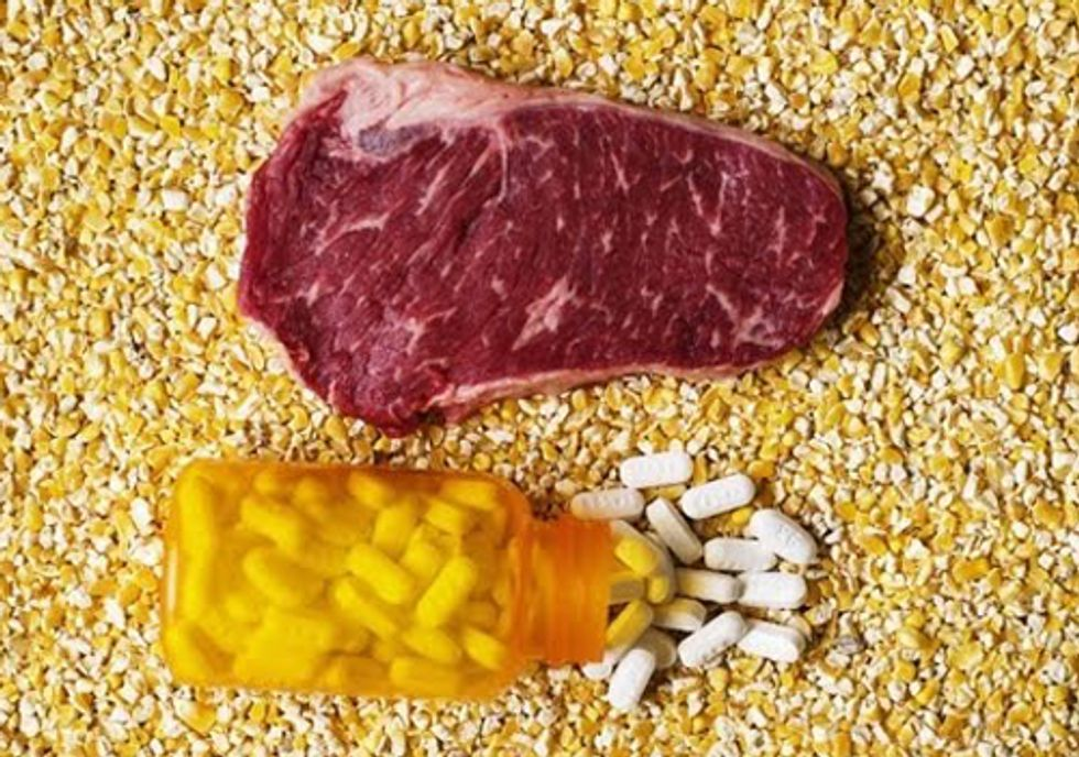 More than 200,000 Americans Demand FDA Address Antibiotic Misuse in Livestock