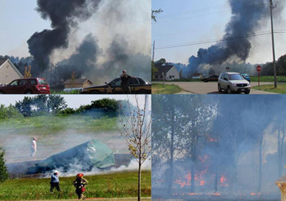 BREAKING: One Dead in Oil and Gas Well Explosion in Ohio