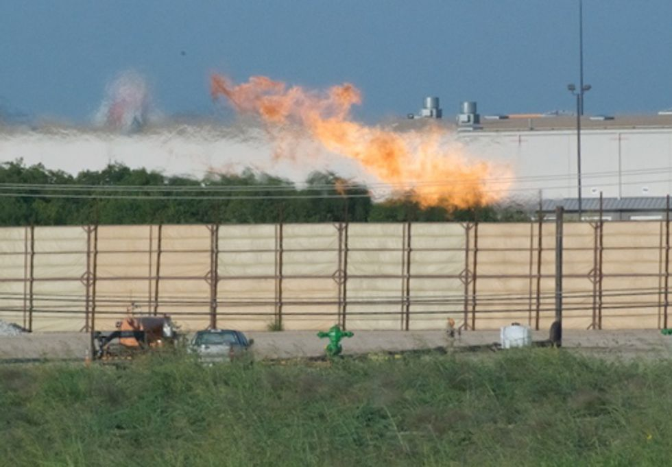 Oil and Gas Facility 'Accidents' Are Major Source of Air Pollution