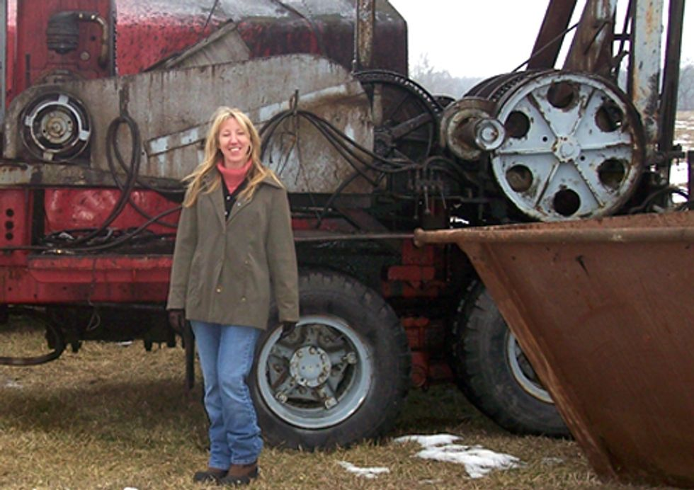 Ohio Woman Fights Natural Gas Industry After Illness Caused by Drilling