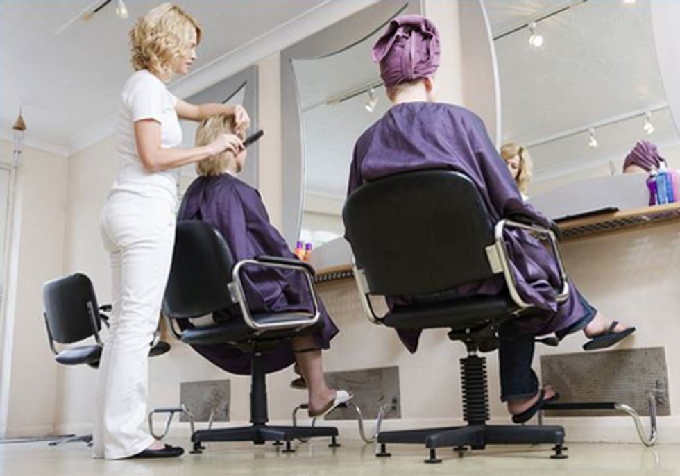 Salon Workers Will Expose Ugly Side of Beauty Industry During Day of Action