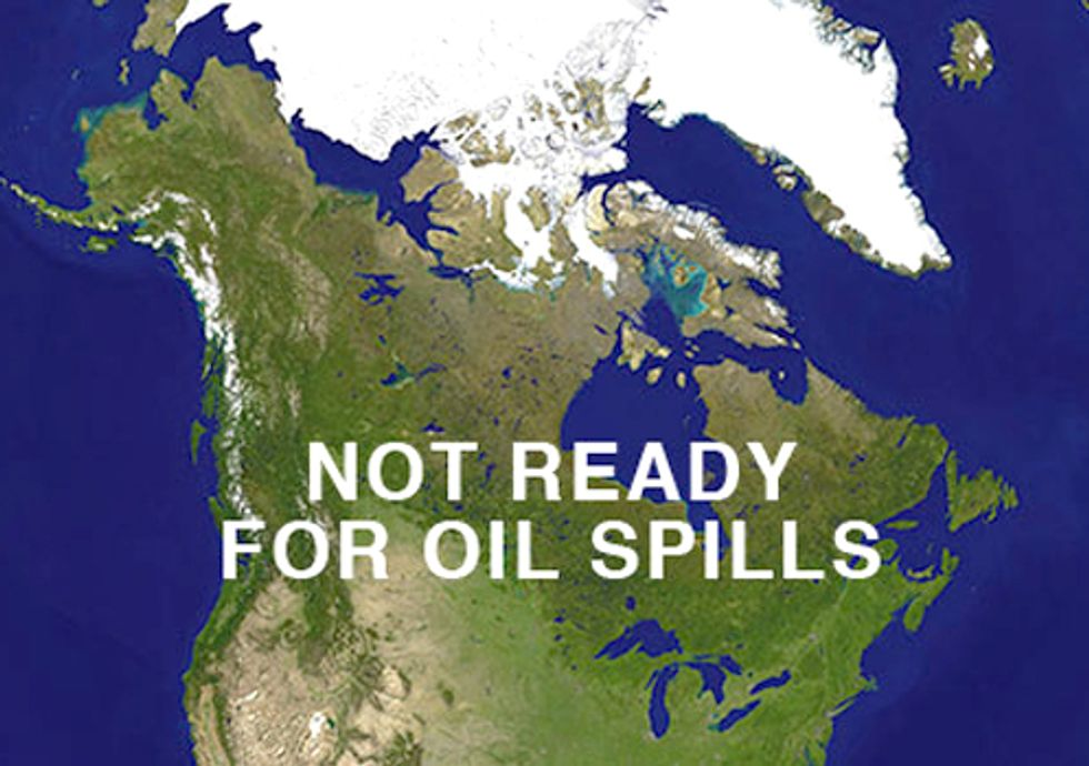 Northern Gateway Tar Sands Project—A Big Step Backward for Canada