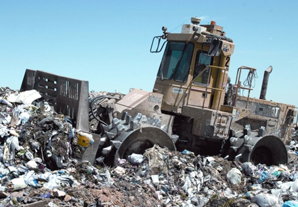 Global Municipal Solid Waste Could Double by 2025
