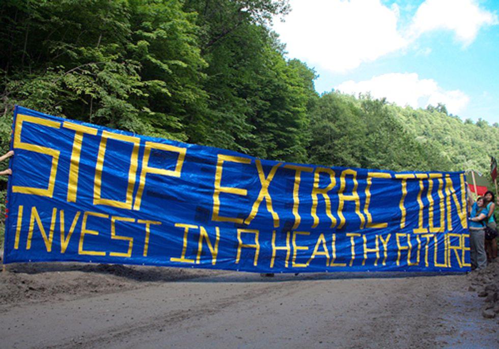 Mountain Mobilization Kicks off Summer of Solidarity