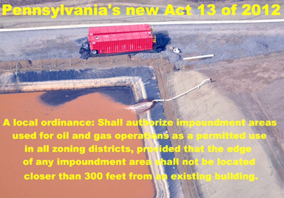Pennsylvania Court Protects Public Health by Declaring Act 13's Zoning Provisions Unconstitutional