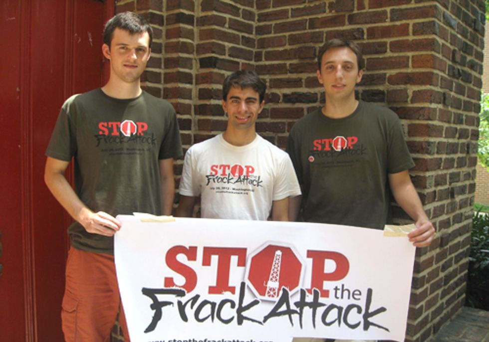 Thousands to Protest Fracking in D.C. on Saturday