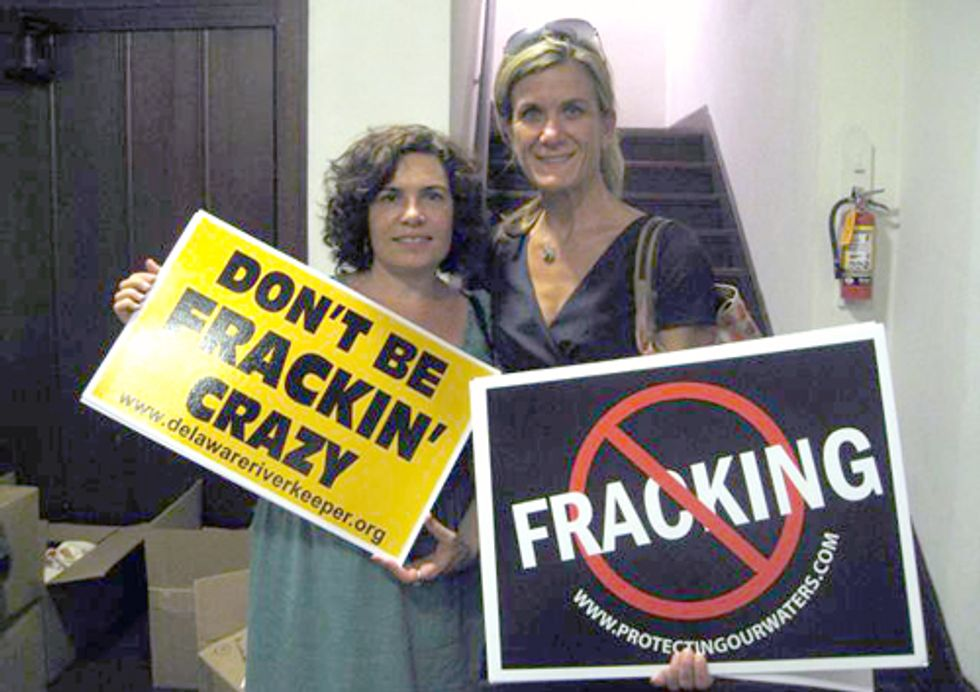 Colorado Moms Travel to DC to Protect their Communities from Fracking