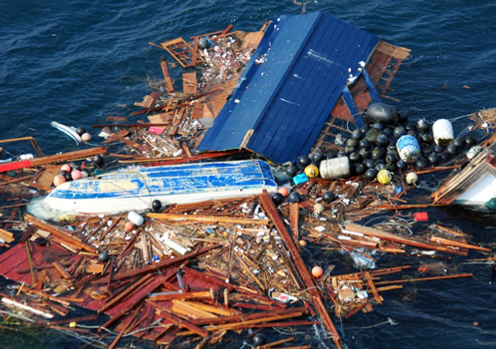 Researchers to Strategize for West Coast Tsunami Debris Response