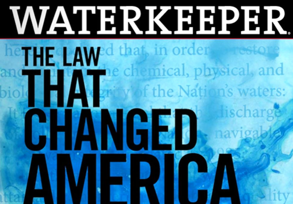 Check Out Waterkeeper Magazine's Summer 2012 Digital Edition