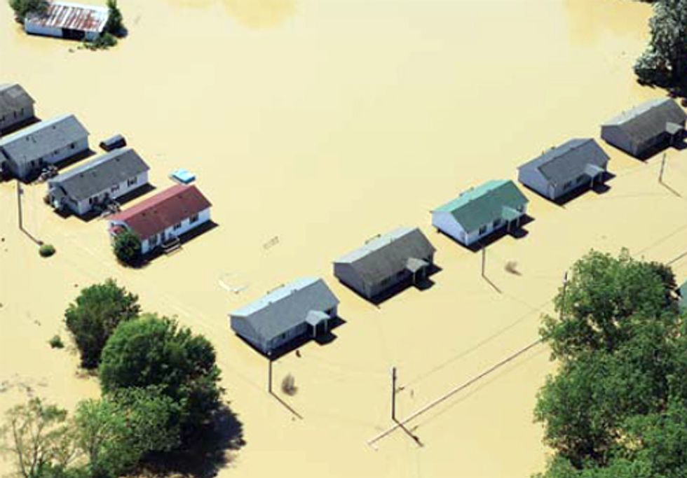 Extreme Downpours up 30 Percent Since 1948 According to New Report