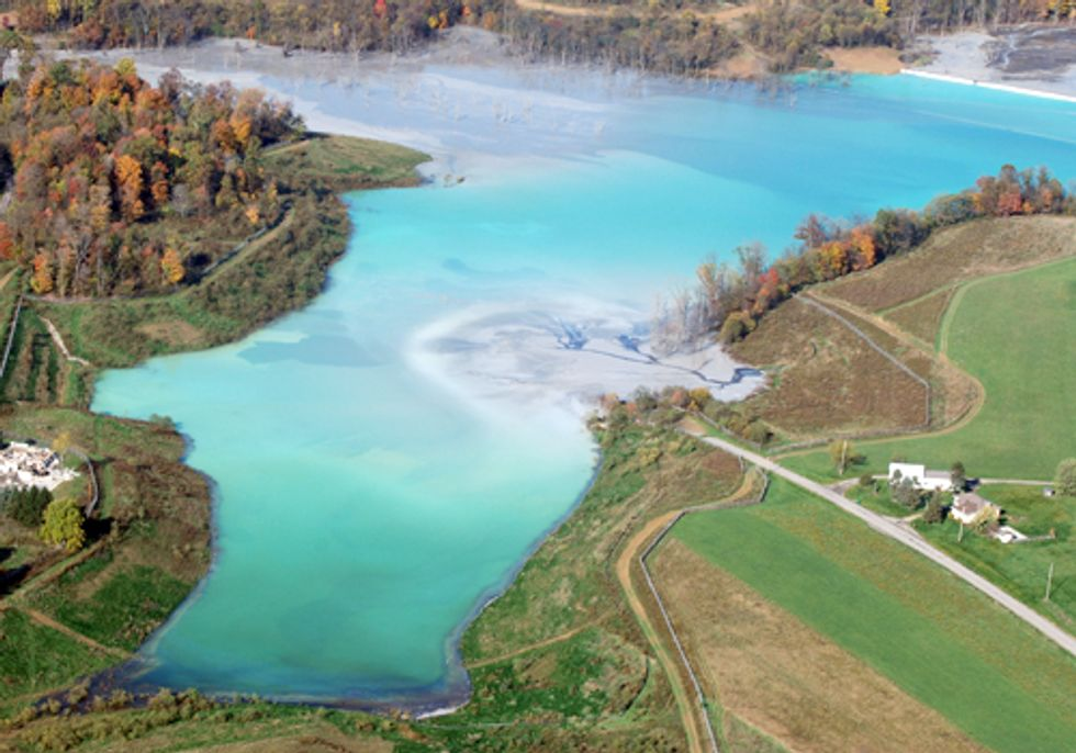 Nation's Largest Coal Ash Dump to Be Shut Down