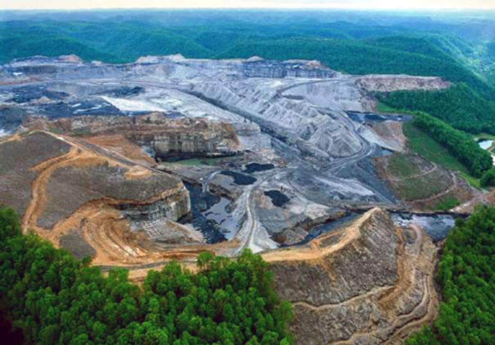 Coalfield Residents Denounce Mountaintop Removal Court Decision