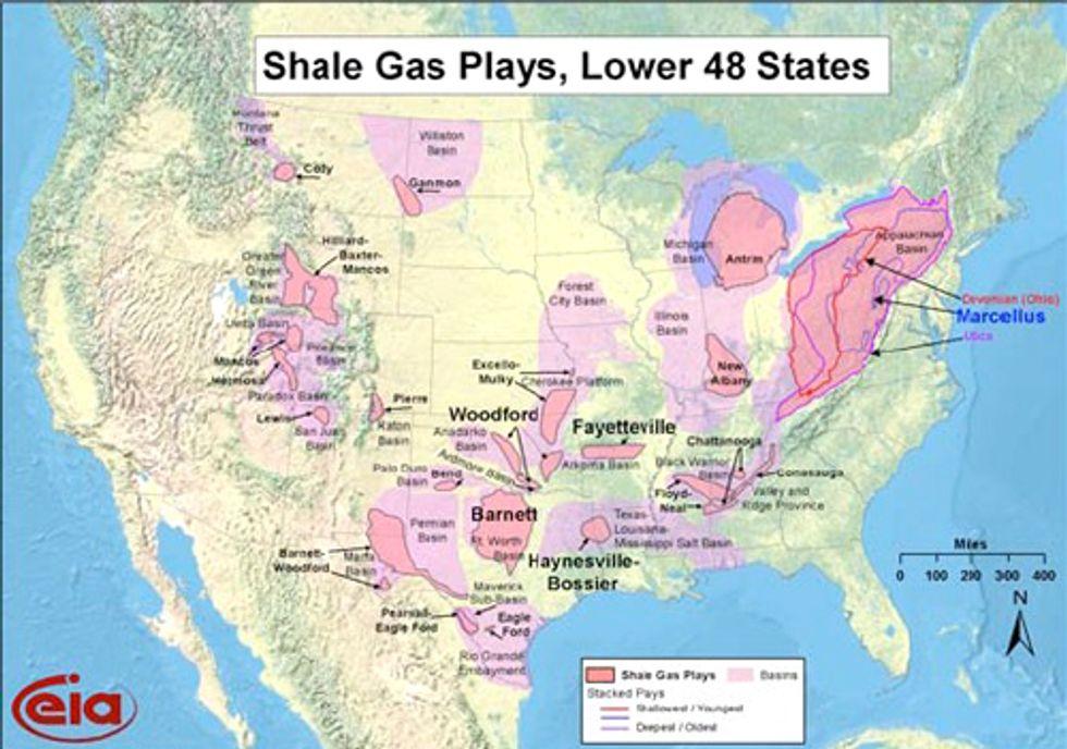 Fracking Industry Sponsors Lunch to Woo State Legislators