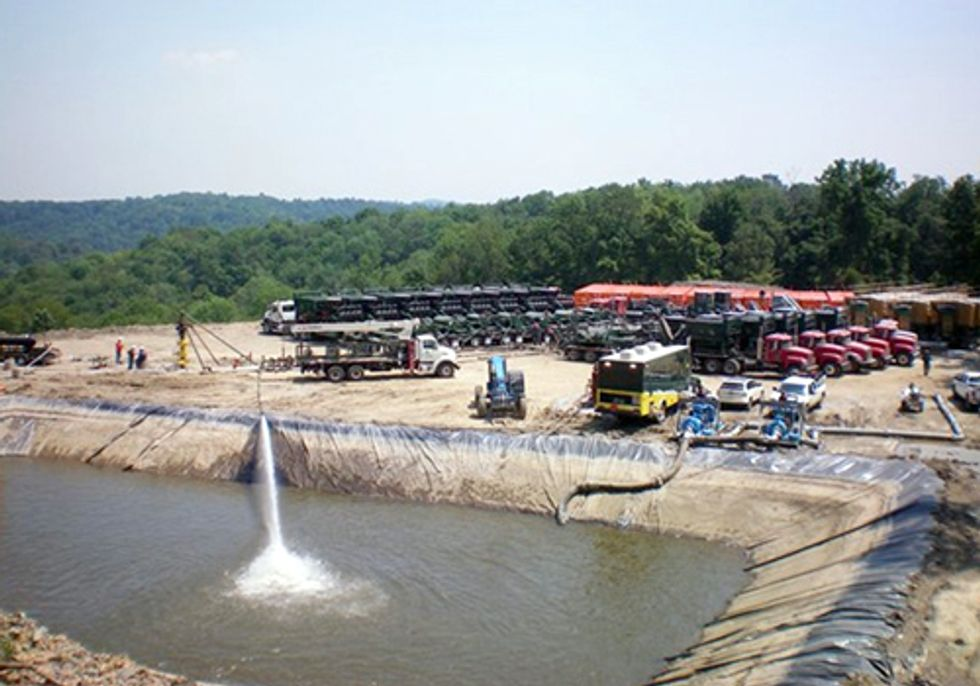 Analysts Conclude Fracking Wastewater Poses Substantial Risk to Drinking Water