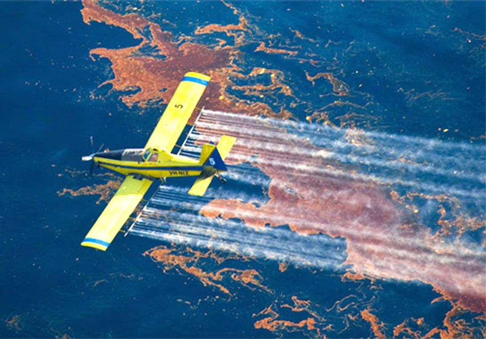 Groups File Clean Water Act Suit to Force EPA to Regulate Oil Spill Dispersants