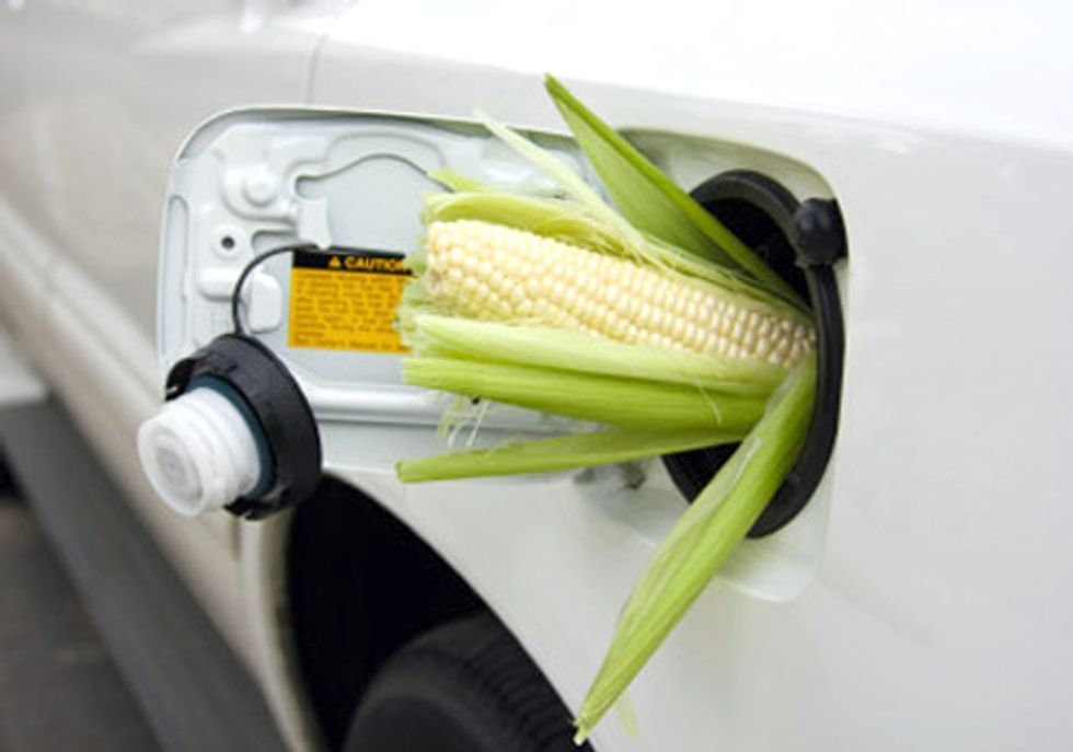 26 Senators Tell EPA to Cut Ethanol Mandate Due to Drought-Stricken Corn Crop
