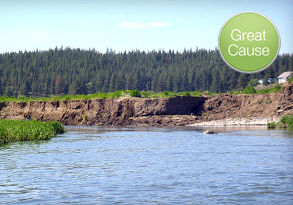 Help Spokane Riverkeeper Raise Funds to Perform Water Quality Tests