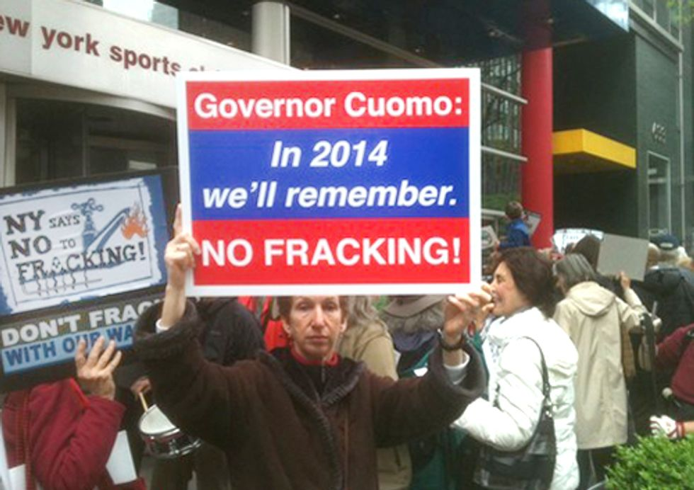 Scientists and Community Leaders Attack NY DEC Fracking Review Process