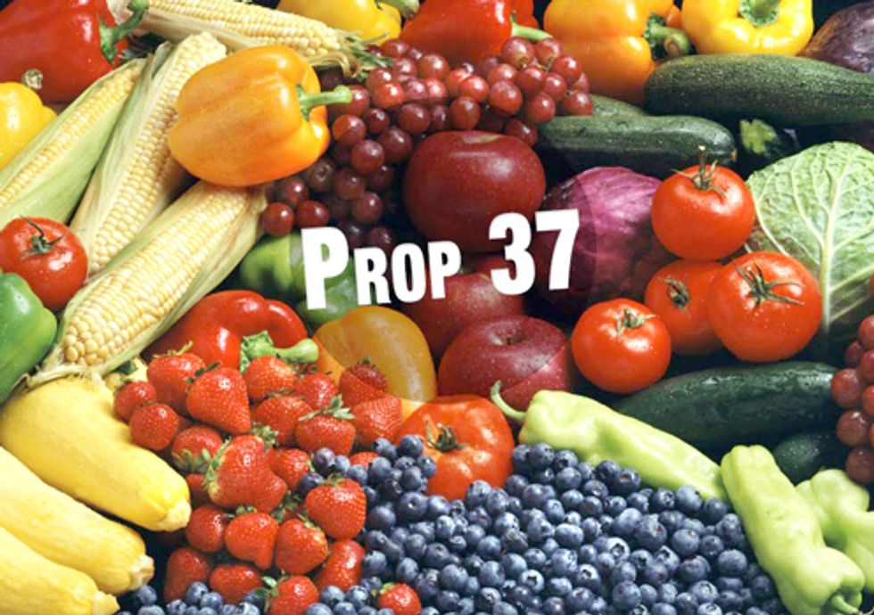 Fight to Label GE Food in California Gains Momentum