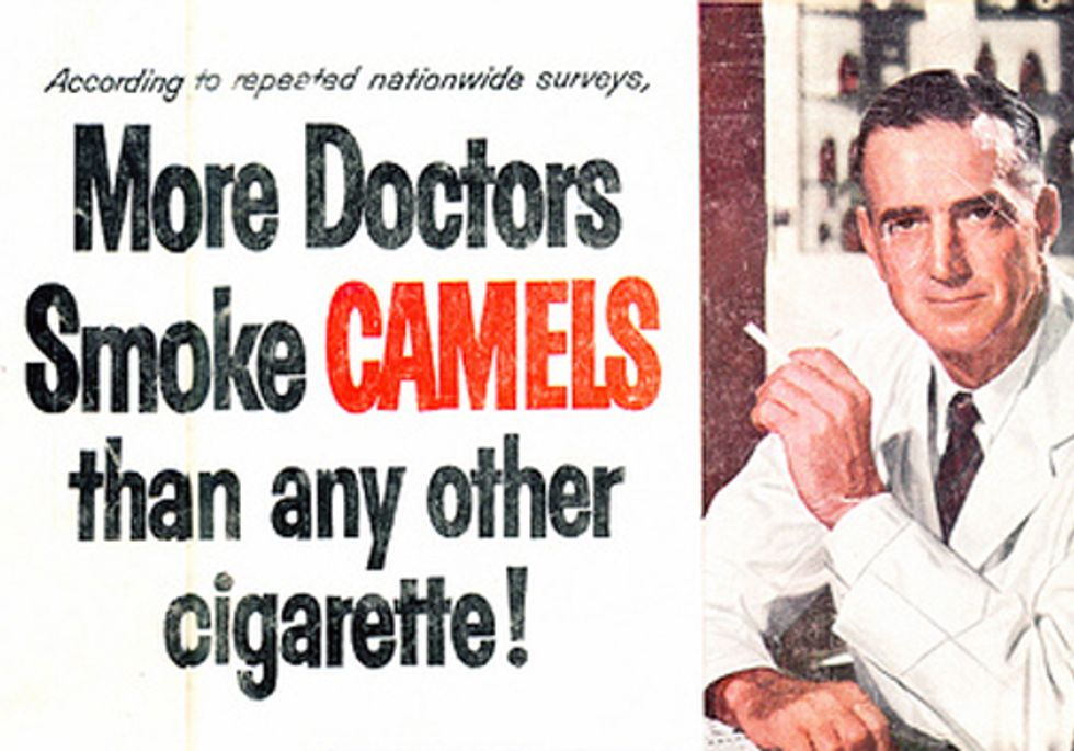 Big Food Hires Big Tobacco Shills to Fight GMO Labeling