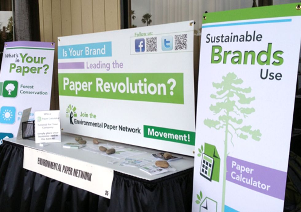 New Tool Can Help Paper Buyers Measure Environmental Impact of Paper Usage