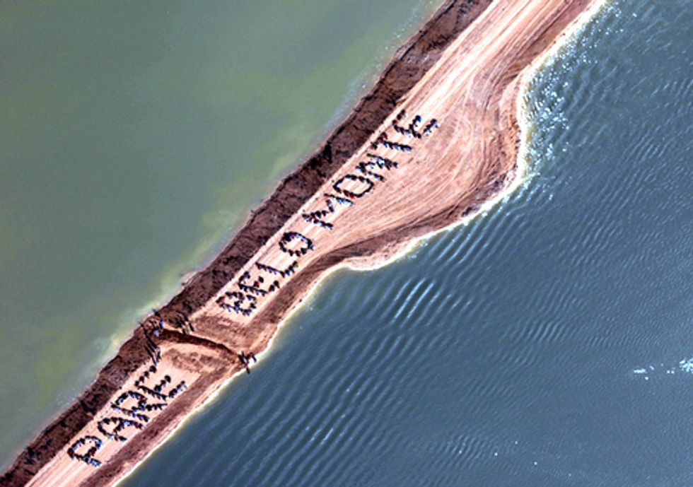 Massive Hydroelectric Dam Stopped Due to Human Rights Infringement