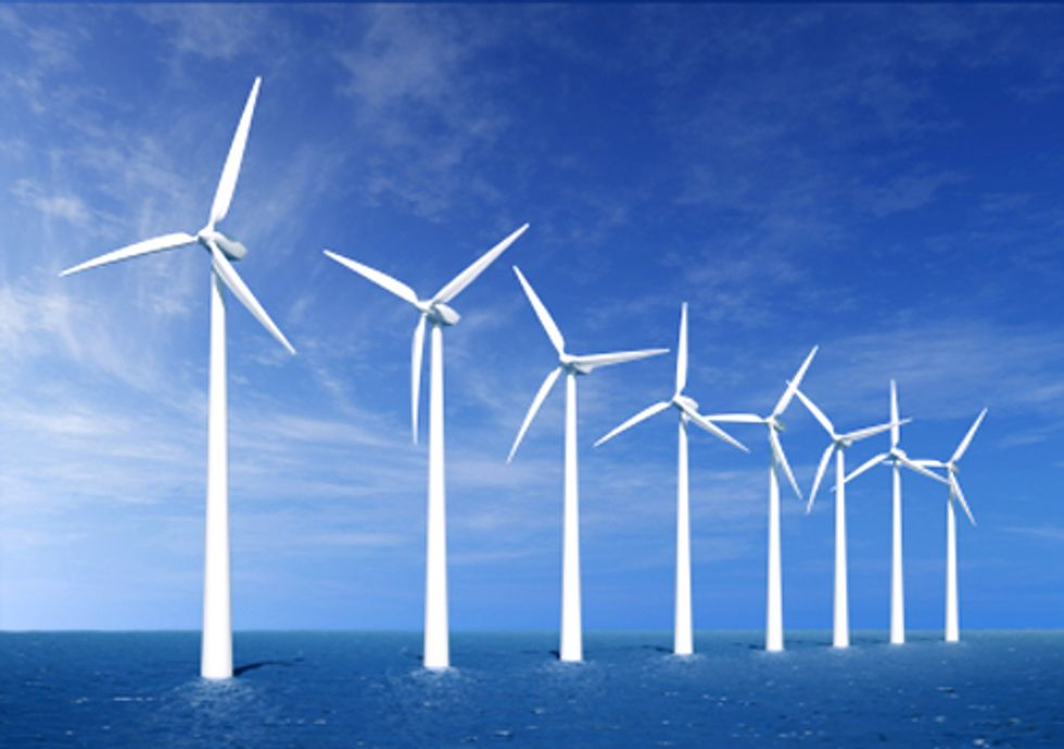 Offshore Wind Development Picking Up Pace