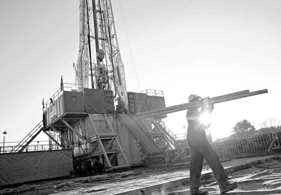 Fracking Industry Paying off Scientists for 'Unbiased' Safety Studies