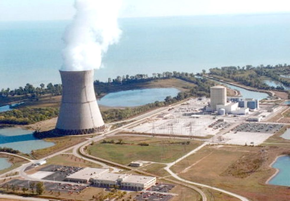 Nuclear Cover-Up Threatens Great Lakes Region