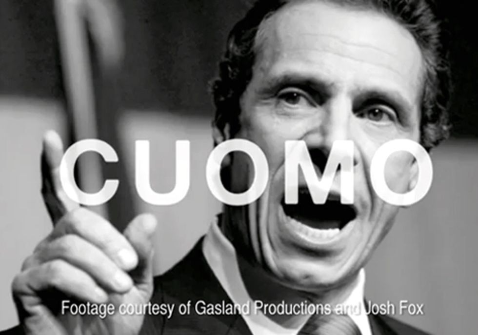 Tell Gov. Cuomo: There Is No Safe Fracking