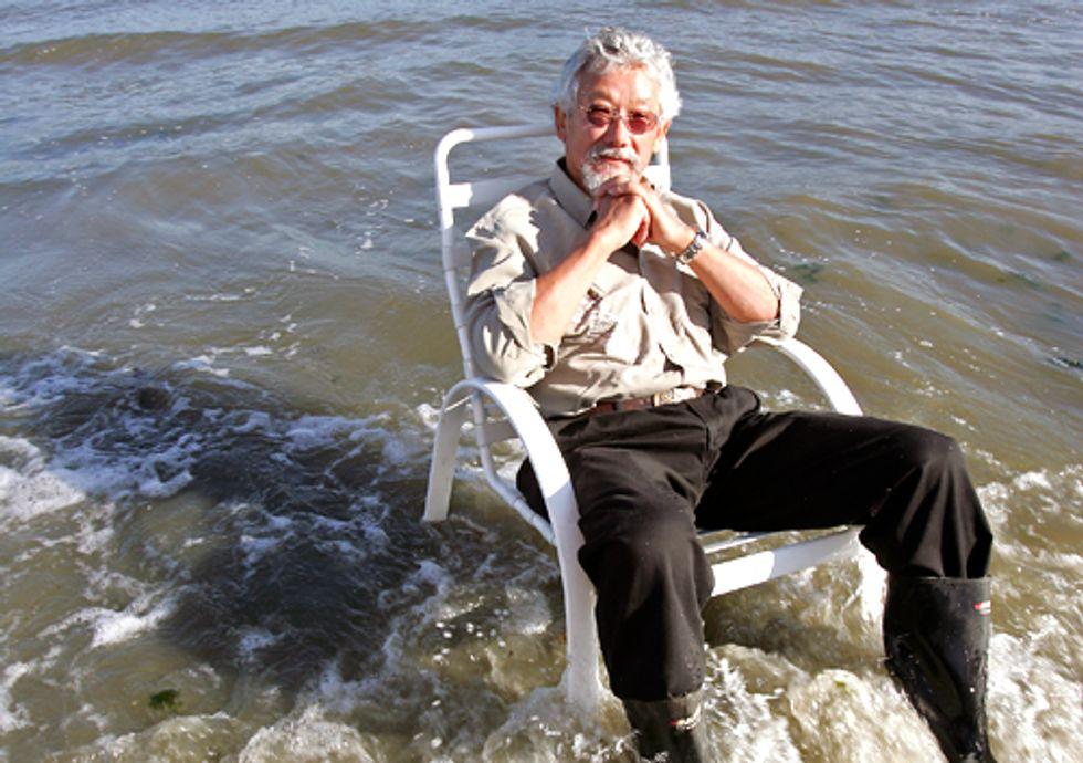CWRU to Honor Environmentalist David Suzuki with 2012 Inamori Ethics Prize on Sept. 6