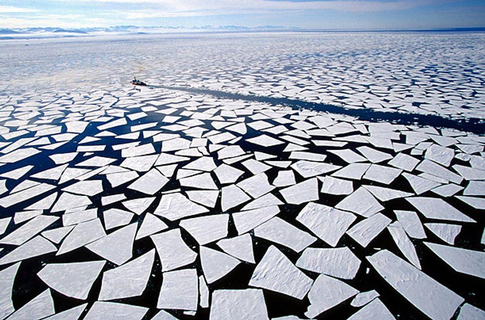 Scientists Find 'Very Unusual' Warming in Antarctic