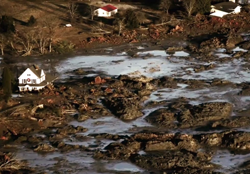 BREAKING: TVA Liable for Massive Tenn. Coal Ash Spill