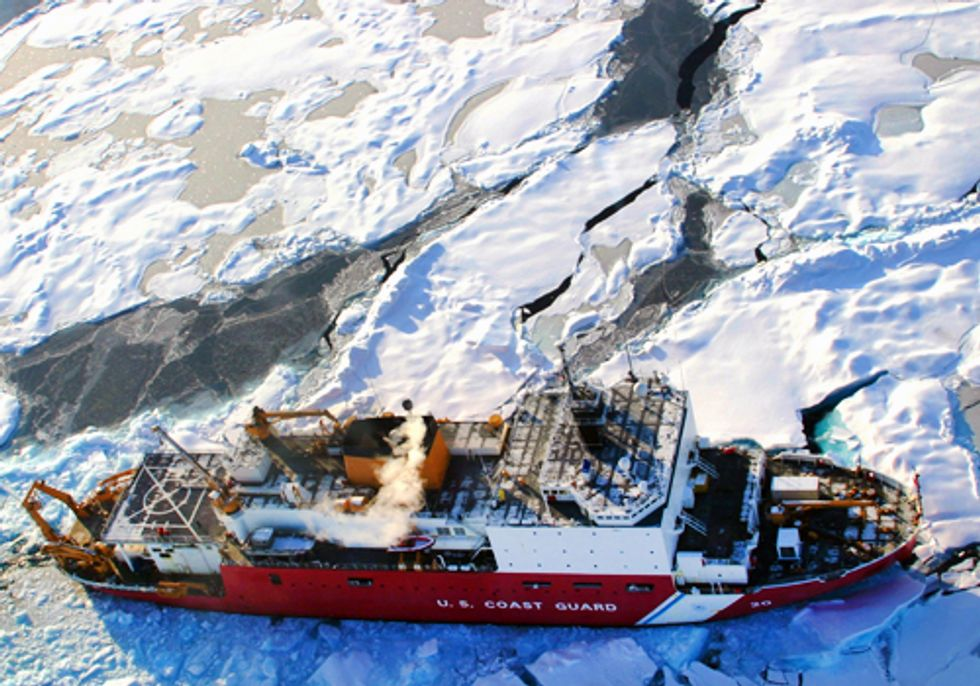 Scientists Explore the Impacts of Ocean Acidification on the Arctic Ocean