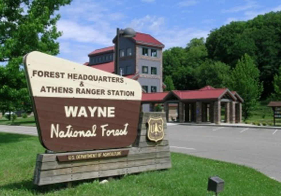 Wayne National Forest Gives Green Light to Fracking