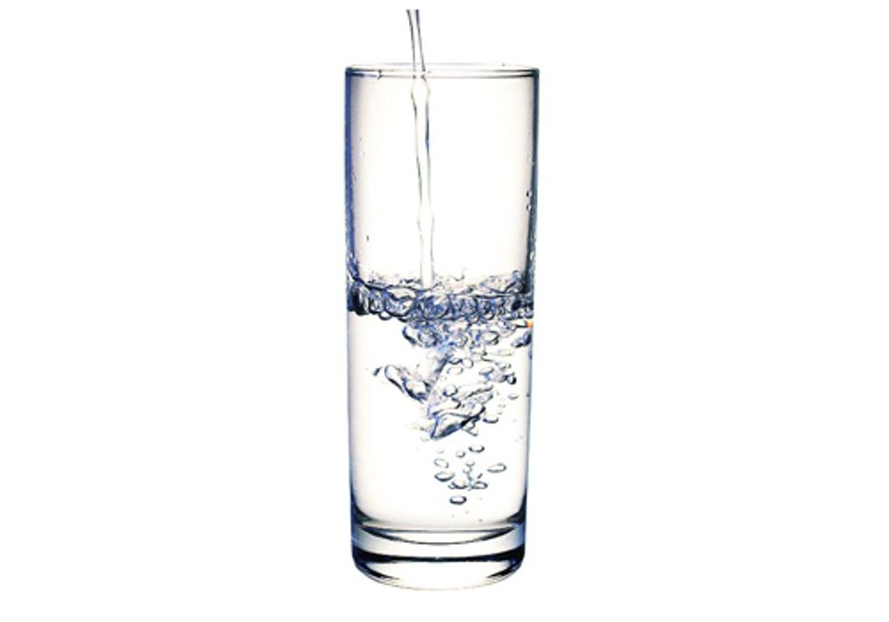 Water: Is the glass half empty or half full?
