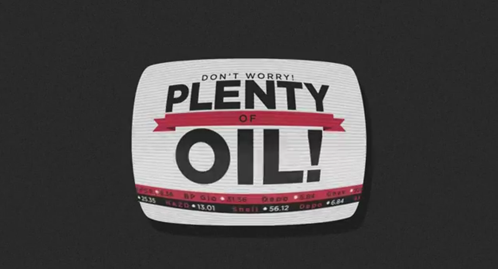 VIDEO: The Days of Cheap and Abundant Oil are Over