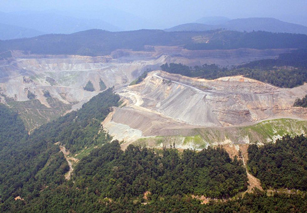 Coal's Road to Nowhere