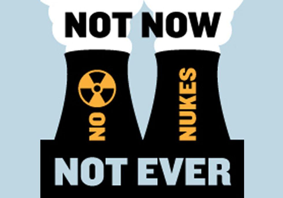 Whitewashing Fukushima
