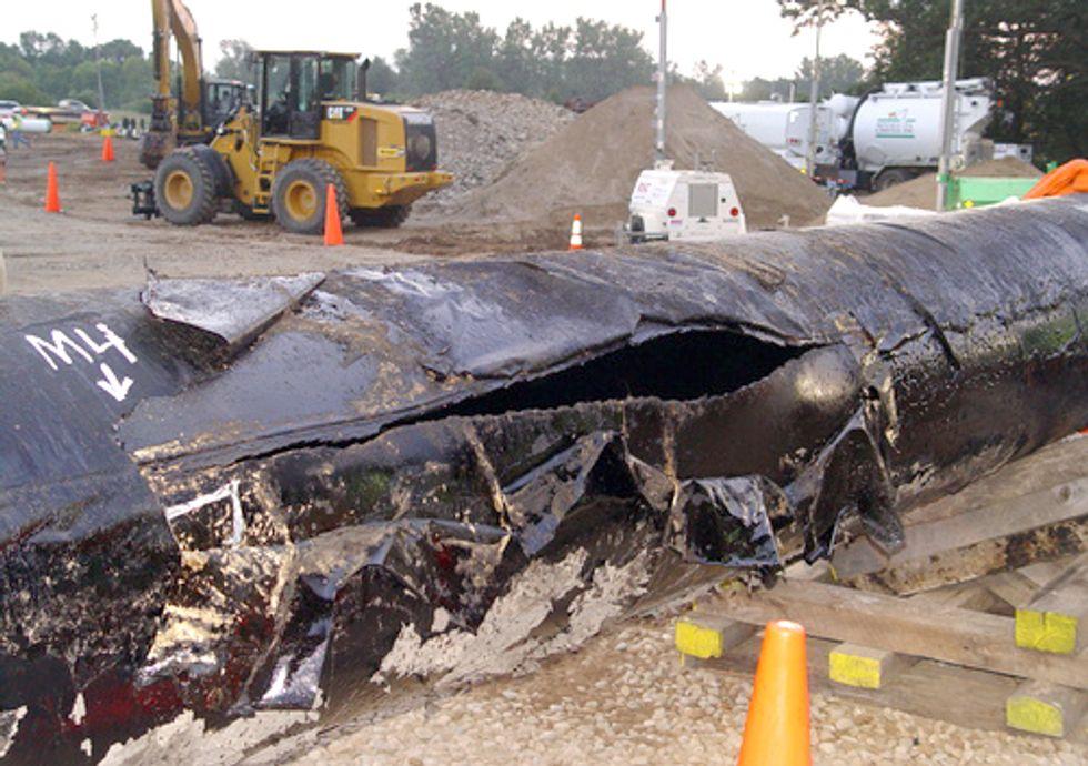 Proposed Natural Gas Pipeline through Ohio Raises Grave Concern