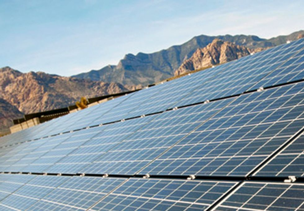 Poorly Located Industrial-Scale Solar Power Projects Threaten Public Lands