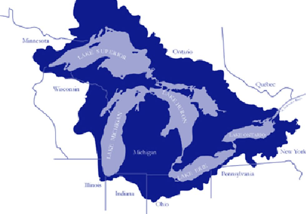 Landmark Revisions Signed to the Great Lakes Water Quality Agreement