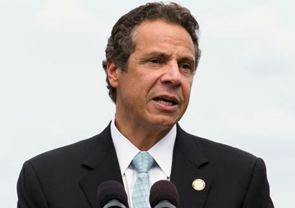 Why is Gov. Cuomo Letting a Climate Science Denier Regulate Fracking?