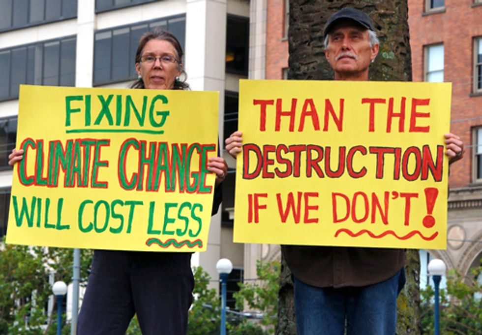 U.S. Government Significantly Underestimating Costs of Climate Change and Dirty Energy
