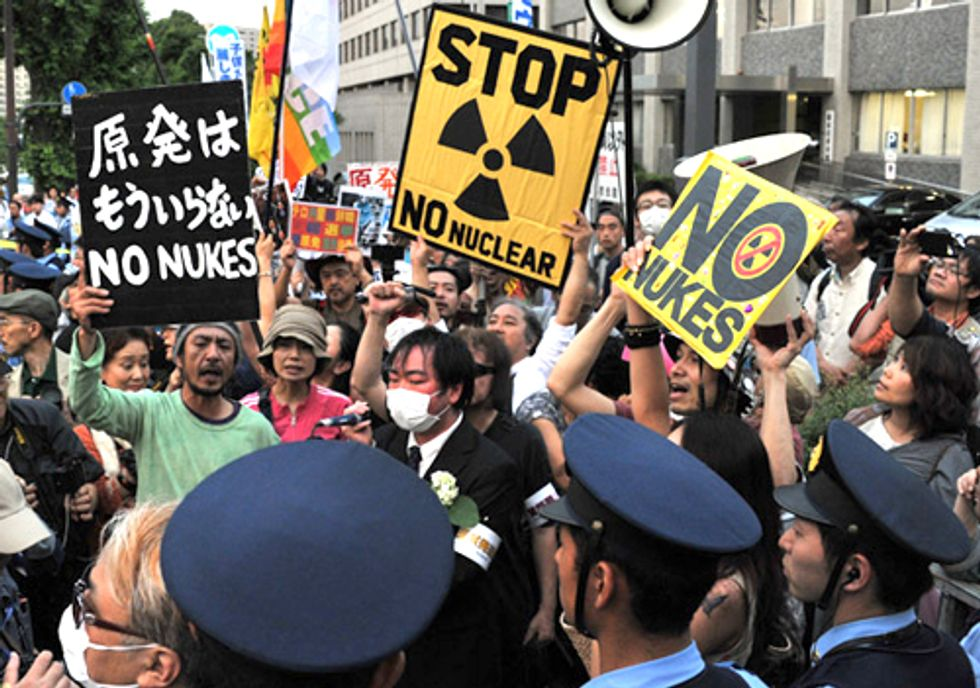 Japan to Shut Down Nukes by 2040