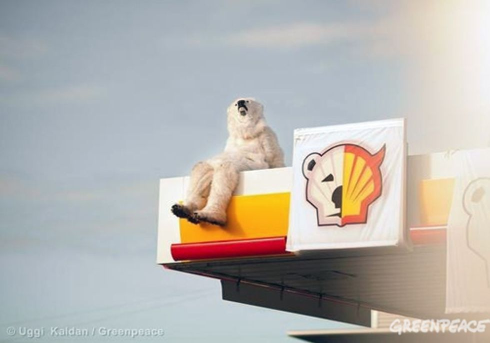 SUCCESS! Shell Stops Arctic Oil Drilling