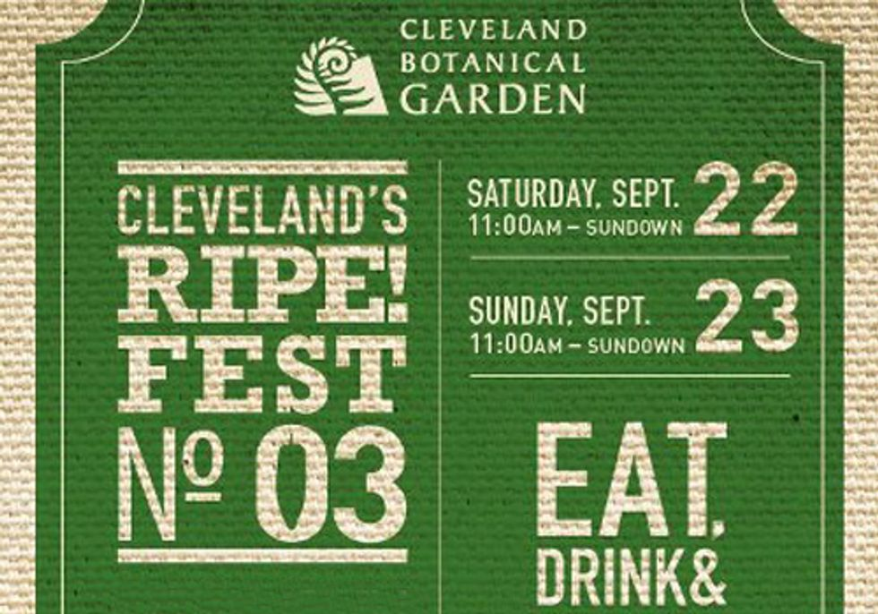Eat, Drink and Be Local at RIPE! Fest