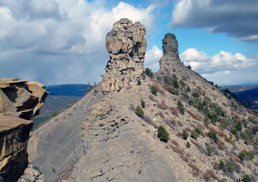 Colorado's Chimney Rock to Be Named a National Monument