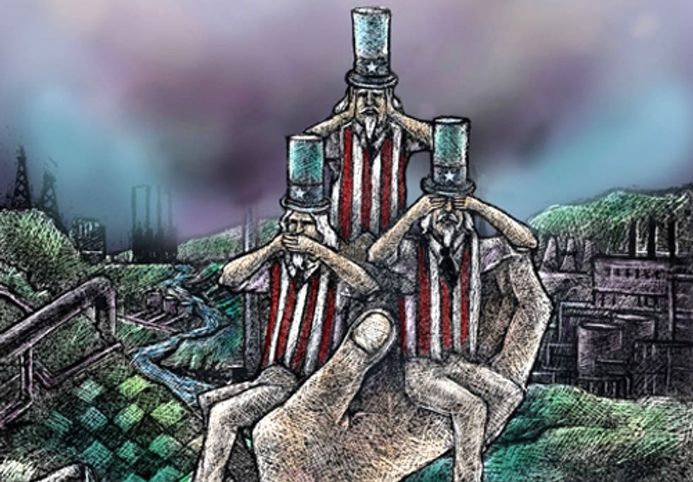 Citizens United—Legalizing the Wholesale Purchase of America's Elected Officials